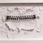 """""""Die Spirale"""", 35 x 50 cm, Ein Sinnbild für das Kommen und Gehen"""