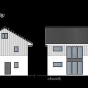 Neubau Einfamilienhaus in Holzständerbauweise