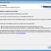 6/7 Install NetBeans