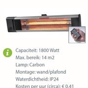 Heater - TH 1800 R