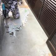 外壁塗装 ベランダウレタン防水 下地処理