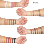 PTL02 - swatches