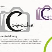 Logoentwicklung Carigraphie