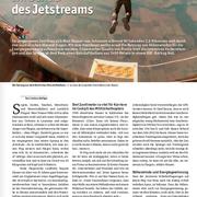 aero Revue: Artikel zum Jetstream-Sprung Seite 1