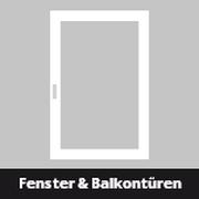 Fenster, Balkontüren / Terrassentüren und Zubehör >