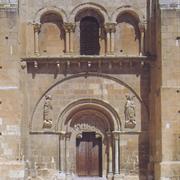 Portal de la Real Basílica de San Isidoro de León