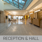 Reception & hall di hotel