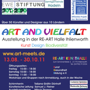 Flyer Art and Vielfalt