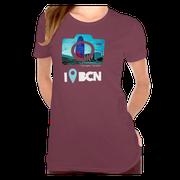 Camiseta Torre Agbar, Barcelona, España