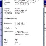 File Status