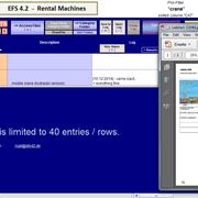 QuickView -> pdf LogBook file