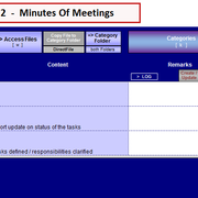 """filter result (here: only category """"Exhibition Task Force"""") 