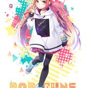 2019/07【創作】音楽擬人化 POP