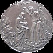 Salzburger Tauftaler, Johannes der Täufer, Produktion Alexander Pappernigg