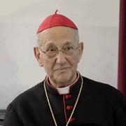 cardinale sergio sebastiani,zio di gloria piermarini che è moglie di guido bertolaso, nipote del cardinal ruini