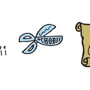 Cutstand chobii Logo