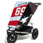 """Kinderwagen Sonnensegel """"tipi"""" von Muru"""