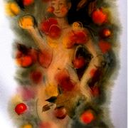 Jungfrau oder Eva nach L.Cranach