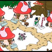 今はクリスマス仕様でこんなデコレーションもある。