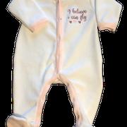 pyjama bicolore