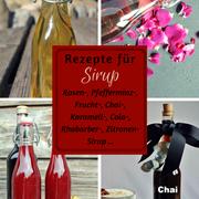 Rezepte für Sirup