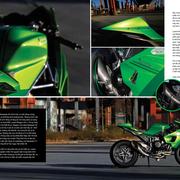 2016 Kawasaki H2LD Lussiana Disegno in Vietnam
