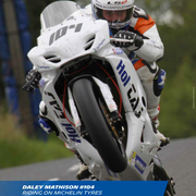 June 2016 Daley Mathison posters for Michelin Tourist Trophy
