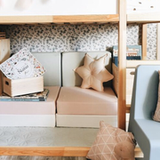 Polster Sofa, Chill-Ecke im Kinderzimmer