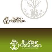 Logodesign für einen Kindergarten auf ganz besondere Art. Idee vom Icon ist wie ein Mandala