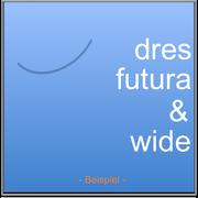 Platz # 1 / Zahnarztpraxis / Praxis dres futura & wide / Mitarbeiter Zufriedenheit MZF 91,63%