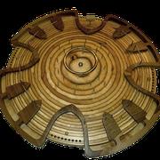HADACO - Ausführung Holz Nuss - ohne Hämmerchen