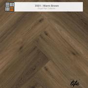 3501 Warm Brown - 59,5x11,9