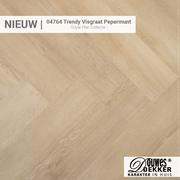 04757 Trendy Visgraat Pepermunt