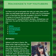 MackenzieM