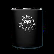 Cafetasse schwarz