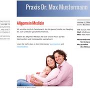 Webseite für Arztpraxis jetzt online buchen;: www.moving-web.de