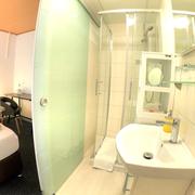 Doppelzimmer Bad CITY HOTEL GARNI DIEZ