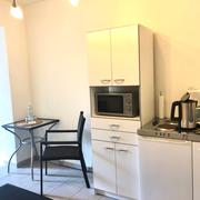 Studio-Apartment Küche CITY HOTEL GARNI DIEZ