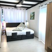 Dreibettzimmer Doppelbett CITY HOTEL GARNI DIEZ