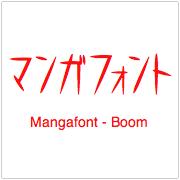 Mangafont - Boom