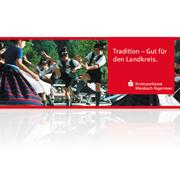 Kreissparkasse Miesbach-Tegernsee · Imageanzeige