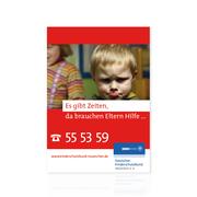 Kinderschutzbund München · Anzeigen- und Plakatentwicklung