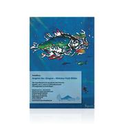 Aquadome Bad Wiessee · Plakat zur Kunstausstellung