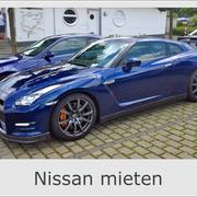 Nissan mieten
