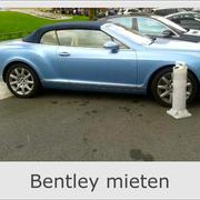 Bentley mieten