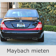 Maybach mieten