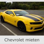 Chevrolet mieten