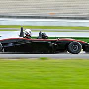 Formel 1  bzw. Formel Renault Doppelsitzer Renntaxi