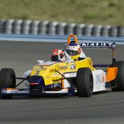 Formel Renault Renntaxi Racetaxi