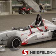 Formel Renntaxi Doppelsitzer